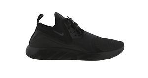 Mens NIKE LUNARCHARGE ESSENTIAL Black Trainers 923619 001 Seasonal price cuts, discount benefits