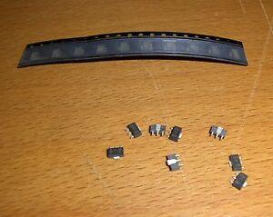 10 Smd Npn Transistors Bcx56-16, Sot89, 80 V, 1 A, 1 W-afficher Le Titre D'origine Excellent Effet De Coussin