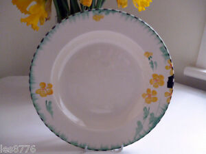 Very-Rare-ART-DECO-1930-039-s-Burleigh-Ware-10-034-BOWL-No-5572-6-Available-Lovely
