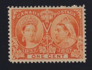 Canada-Sc-51-1897-1c-orange-Diamond-Jubilee-Mint-VF-NH