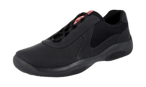 Schwarz 5 Cup 4e2905 Sneaker 8 5 Luxus Americas Schuhe 42 43 Prada Gummiert xYzwZcTqSR