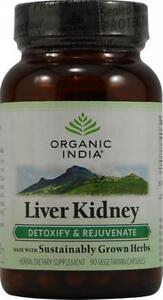 Organic-India-Liver-Kidney-90-ct