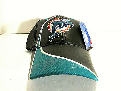 New Era Men/'s Miami Dolphins Logo Surge NFL Hat 39Thirty Medium//Large