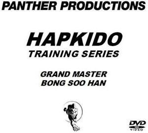 NEW-Hapkido-DVD-Series-Grandmaster-Bong-Soo-Hans-Hapkido-Training-DVD-039-s