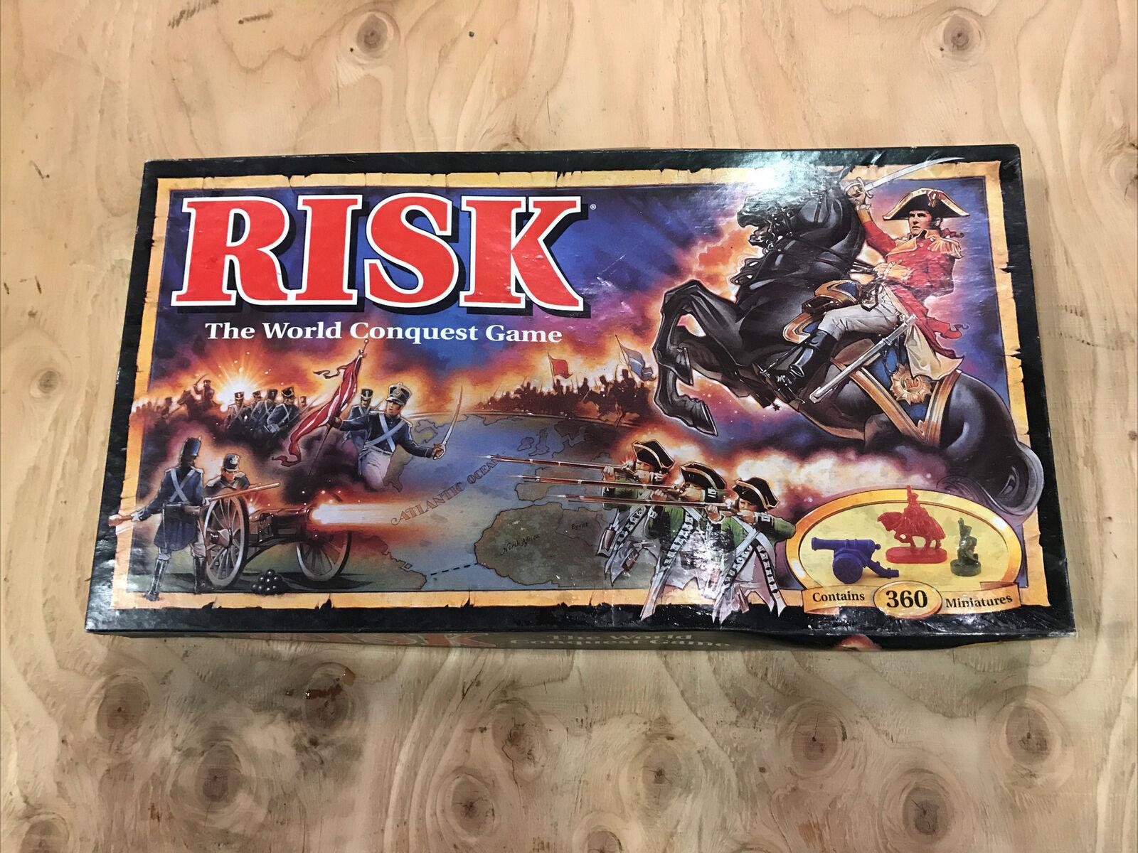 Hasbro Risk Board Game For Sale Online Ebay