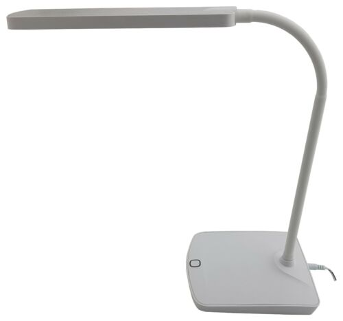2er SET  LED Tisch-Leuchte Dimmbar Nachttisch Leselampe Tischlampe Schlafzimmer