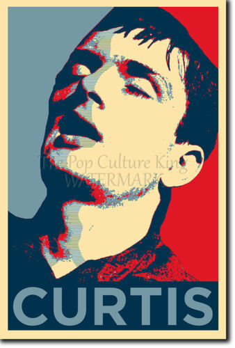 IAN-CURTIS-ART-PHOTO-PRINT-POSTER-GIFT-BARACK-OBAMA-HOPE-PARODY