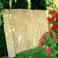Schilfmatte Schilfrohrmatte Sichtschutzmatte Strohmatte Windschutz 0,9m-1,6m