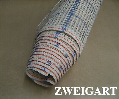 Zweigart Latch Hook Canvas for Rug Making various sizes.Blue interlock 3.3 HPI