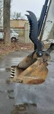 Bobcat 337 341 Excavator Hydraulic Manca Thumb