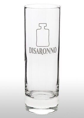 Disaronno Amaretto Tall Glass