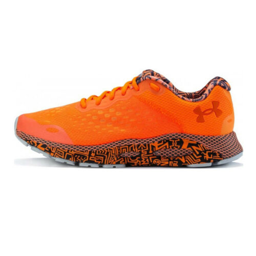 Under Armour Mens HOVR Infinite 3 Running Shoes Trainers Sneakers Orange Sports