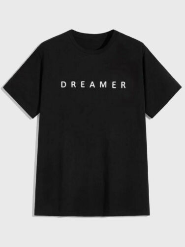 Dreamer T-shirts Relaxed Fashion Holiday Styles Shirts Unisex Summer Dream Tee
