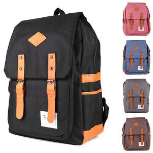 c8f9475ee5f20 Das Bild wird geladen Rucksack-Uni-Schule-City-Freizeit-Laptop-Notebook- Reise-