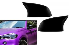 Cubiertas-Espejos-para-BMW-X3-F25-X4-F26-X5-F15-X6-F16-Negro-Brillante-M-Look