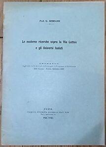 Armellini-Sopra-la-Via-Lattea-e-gli-Universi-Isolati-1930-libro-astronomia
