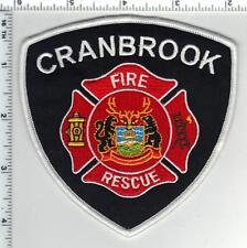 Canada Shoulder Patch 1980/'s Hampton Fire Dept