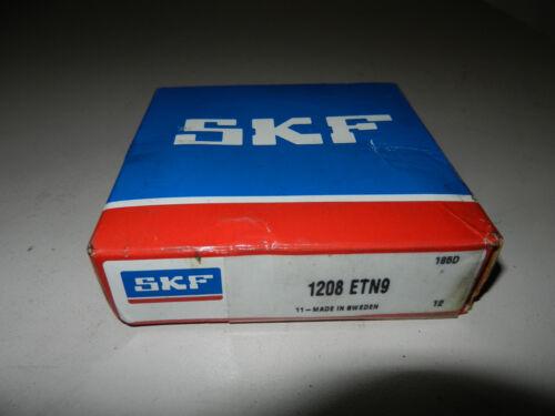 Typ 1208 ETN9 Neu//OVP SKF Pendelkugellager