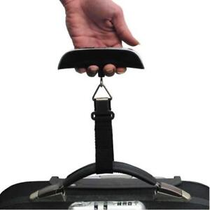 50kg Electronic Handheld Digital Travel Weighing Luggage Scales For Bag Suitcase
