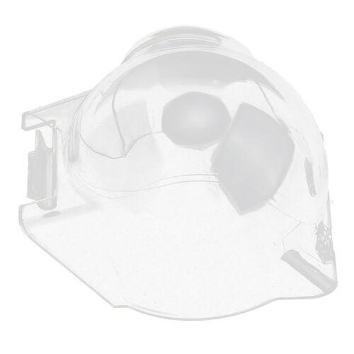 Dustproof Gimbal Camera Lens Cover Clear Cap Guards For DJI Mavic Pro Drone