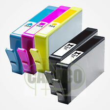 5* PK 564XL 564 Ink Cartridges for HP PhotoSmart D5445 D5460 7510 7560 pritner