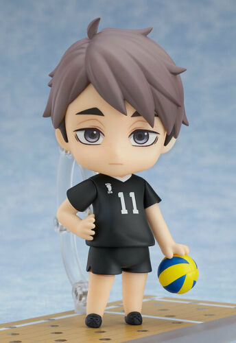 PREORDER PRE SALE Miya Osamu Nendoroid Figure Haikyuu To the top