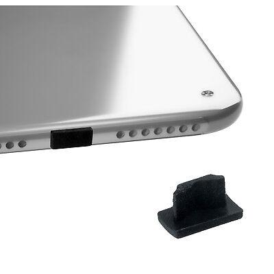 Staubschutz Schutz eckig für Apple iPhone 7 Plus Feuchtigkeitsschutz schwarz