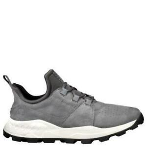 Image is loading Timberland-Men-039-s-Brooklyn-Grey-Lace-Oxford- 40da978769c