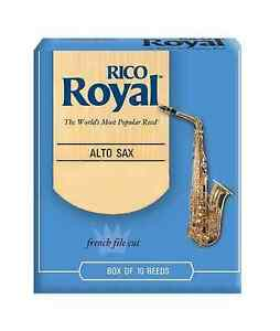 NEW-RICO-ROYAL-ALTO-SAXOPHONE-4-0-REEDS-BOX-OF-10-SAX-REED