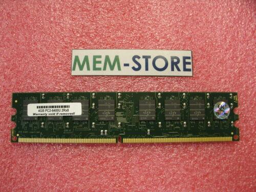 1X4GB FH977AA 4GB DDR2 800MHz PC2-6400 HP DC5800 DC5850 PCs DC7800 PCs DC7900