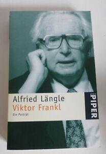 Viktor Frankl von Alfried Längle   Buch   Zustand sehr gut