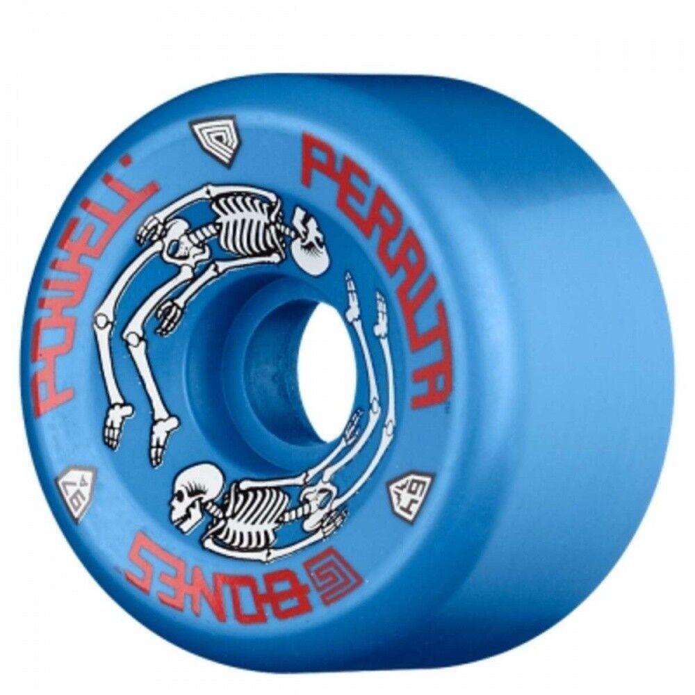 POWELL PERALTA G-Bones 64mm 97a Blau  | Elegante und robuste Verpackung