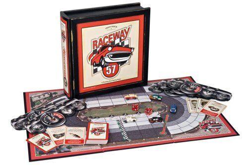 Front Porch Classics Raceway 57 Bookshelf Edition Game