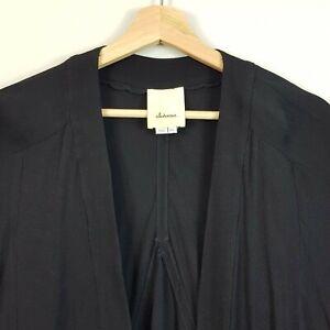 ANTHROPOLOGIE-Elevenses-Womens-Kimono-Jacket-M-L-or-AU-12-14