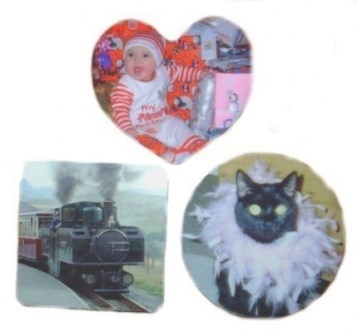 message or diet tips Inexpensive Gift Personalised Fridge Magnet Include image