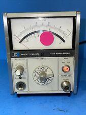 Hp 435a Analog Power Meter