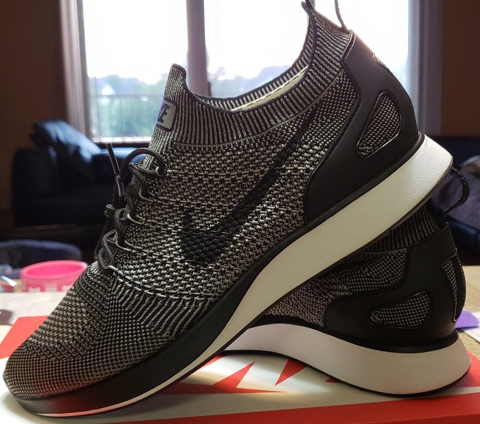 8f59775cc0d Nike Air Zoom Mariah Flyknit Racer 918264008 Men s Light Light Light  Charcoal size 10 4db38a