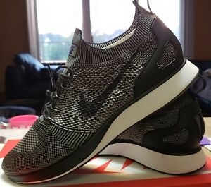 4675965845b Details about Nike Air Zoom Mariah Flyknit Racer 918264008 Men's Light  Charcoal size 10.5
