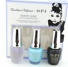 Manicure  BREAKFAST AT TIFFANY's 2016 Holiday Infinite Shine Gel Effect 3 pc