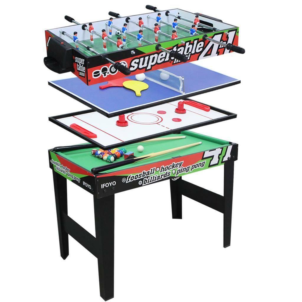- BCE 4ft 12 In 1 Folding Multi Games Table For Sale EBay