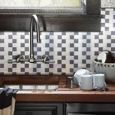 Smart Tiles Subway White Peel And Stick Wall Tile Backsplash 12