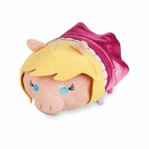 """Disney Store Usa Tsum Medium 12"""" The Muppets Miss Piggy Plush New With Tags"""