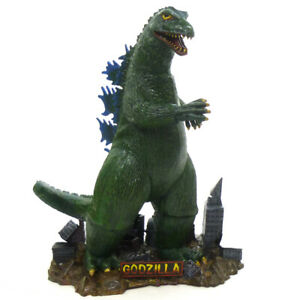 Details about 1964 Aurora GODZILLA Model Kit PRO BUILT UP Nice!