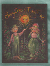 SUNNY DAYS & FUNNY FACES  Jo Sonja & David - 1st Day Issue - Excellent Condition
