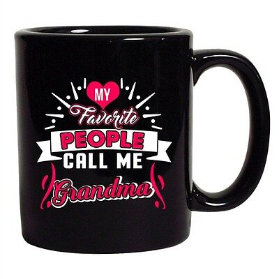 My Favorite People Call Me Papa Father Awesome Funny DT Ceramic White Coffee Mug