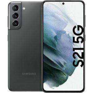 Samsung Galaxy S21 5G SM-G991B/DS 128GB 8GB Phantom Gray Ohne Simlock Dual Sim