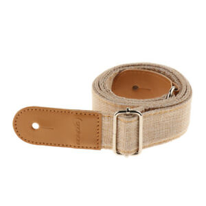 Ukulele-Strap-Belt-with-PU-Leather-Ends-for-Acoustic-Electric-Guitar-Cream