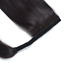 miniature 6 - 100-Remy-Human-Hair-Straight-Wrap-Around-Clip-in-Ponytail-Human-Hair-Extensions