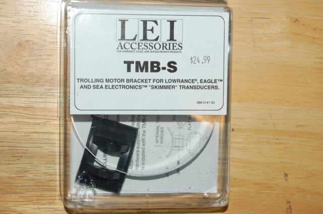 NEW Lowrance TMB-S Trolling Motor Mounting Hardware 000-0051-45
