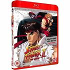 Street Fighter 2 - The Movie (Blu-ray, 2013)